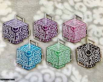 Worlds Circuitry Pin