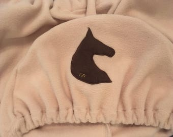 Fleece Dressage Saddle cover