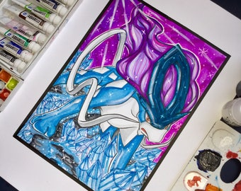 Suicune the legendary dog