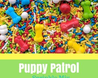 Puppy Patrol Sprinkle Mix