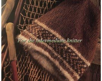 PDF Knit Country Ski Hat
