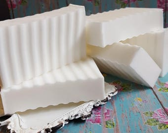 Creamy Coconut Shea Butter Soap