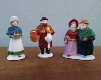Fezziwigs and Friends/Heritage Village Collection