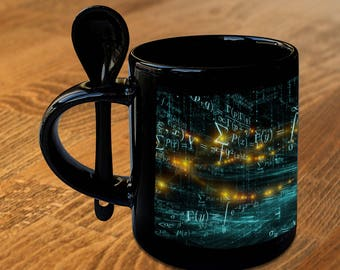 Mathematics Formula Coffee Mug / Cup