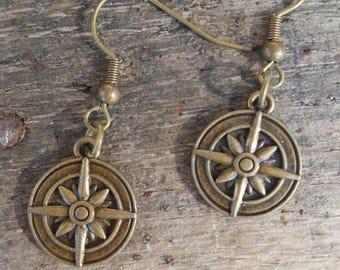 Nautical Theme Earrings