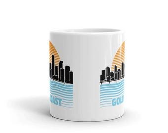Gold Coast Mug