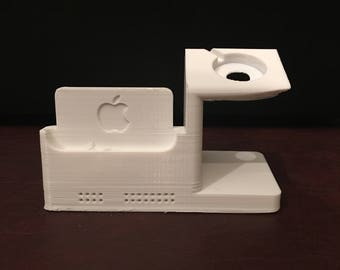 iPhone 6 and Apple Watch Charging Station