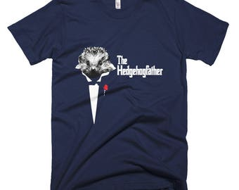 Hedgehogfather Short-Sleeve T-Shirt