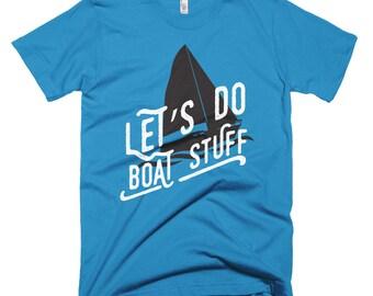 Boat Stuff Short-Sleeve T-Shirt