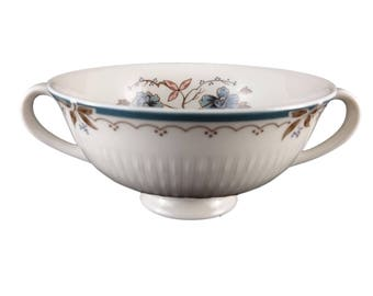 Royal Doulton 'Old Colony' Twin Handled Soup Bowl