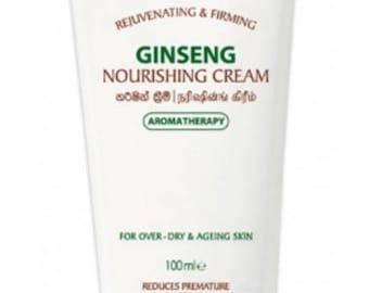 Ginseng Nourishing Cream 100ml