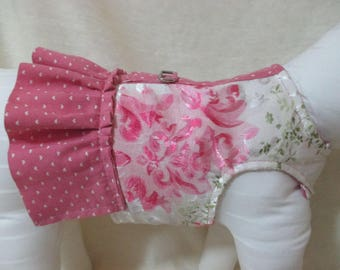 Small Chinese Silk Harness