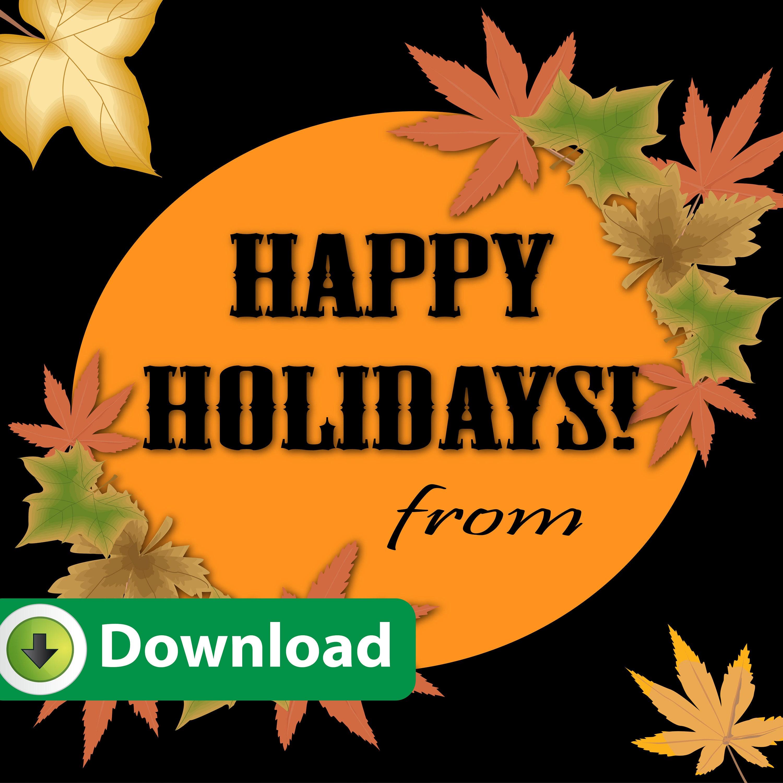 Holiday Holiday Cards Holiday Gift Greeting Cards Digital Card