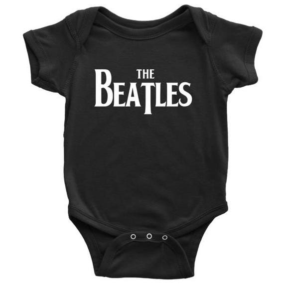 Beatles Baby Onesie Cute Baby Clothing Funny Baby Onesies