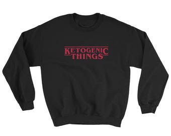 Keto snacks wont be easy to come by in the upside down. Only some of your ketogenic friends will get this. Funny fitness ketosis tshirt