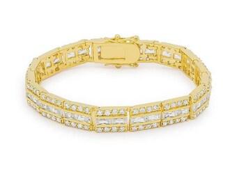 Newport Cubic Zirconia Bracelet