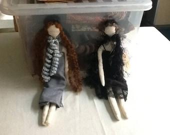 Lilla art dolls