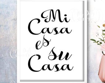Famous Spanish Quotes Cool Spanish Quote  Etsy