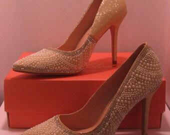 De Blossom fancy heels size 8.5