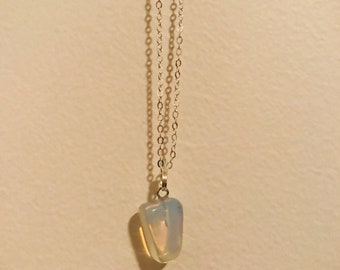 Opalite Crystal Necklace