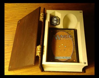 Magic The Gathering | Magic The Gathering Deck Box | deck box | mtg | mtg deck box | magic the gathering box | magic card box