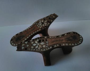 old hammam clogs shoes