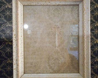 Vintage Shabby Chic Photo Frame