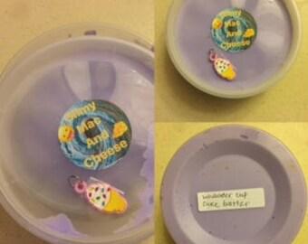 Lavender Cupcake Batter! 8oz!