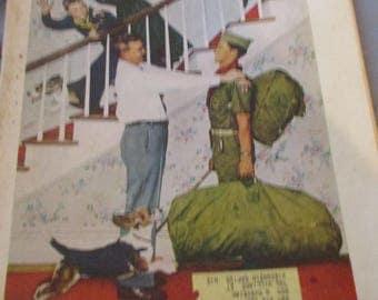 Boys' Life Magazine February 1961