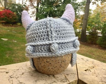 Boy Viking Helmet