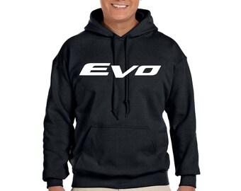 Mitsubishi EVO Hoodie VW STI Race Car Lancer Dope Sweatshirt
