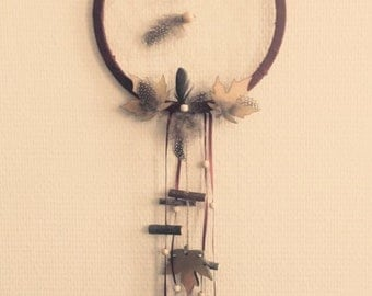 Dream catcher nature OWL