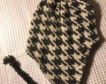 Christmas/winter knit hat beanie