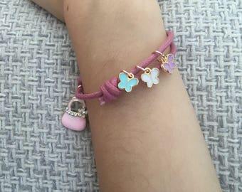 Bracelet Butterfly handbag