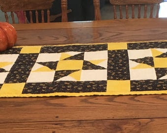 Handquilted Table Runner