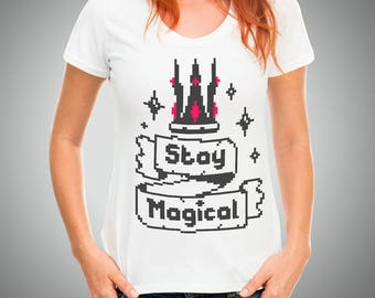 Stay magical svg Stay magical svg file Crown svg Crown svg file svg files for cricut silhouette cameo