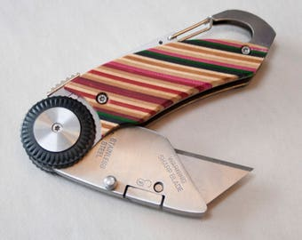 Recycled Skateboard Utility Knife