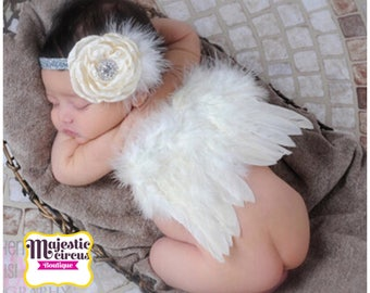 Newborn baby angel