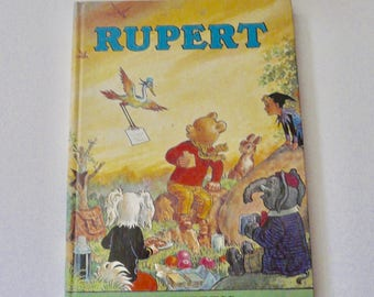 Rupert: The Daily Express Annual (1972)