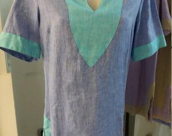 Italian linen Tunic