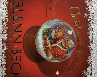 The Christmas Sweater (picture book) by Glenn Beck    (2009)  Hardcover with jacket