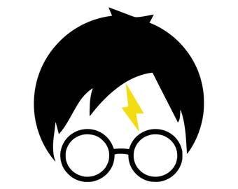 Harry Potter SVG, wizard school  Harry Potter Cut Files - SVG, Studio, Studio3 - Silhoutte, Cricut and More - BD042