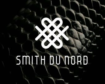 Genuine Python Leather
