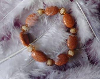 Beaded Bracelet Blessed with Reiki