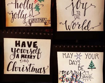 Holiday Cards (4 Pack)