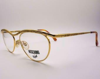 Vintage MOSCHINO Glasses