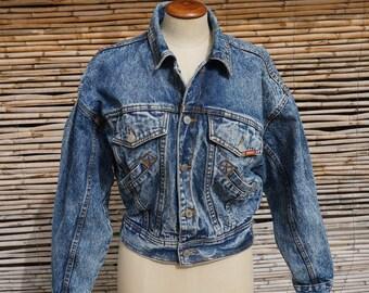 Vintage 1980s Jordache Jean Jacket