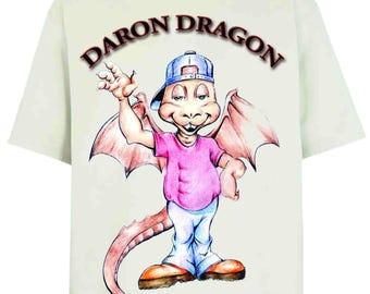 DARON DRAGON TEE