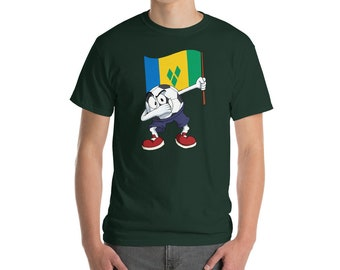 Saint Vincent and the Grenadines Soccer T-Shirt