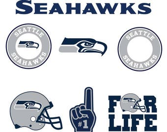 Seattle Seahawks Nfl,SVG File-png,dxf,eps,nfl svg,SVG File for Cameo,Cricut & other electronic cutters Silhouette Cut Files,Cricut Cut Files